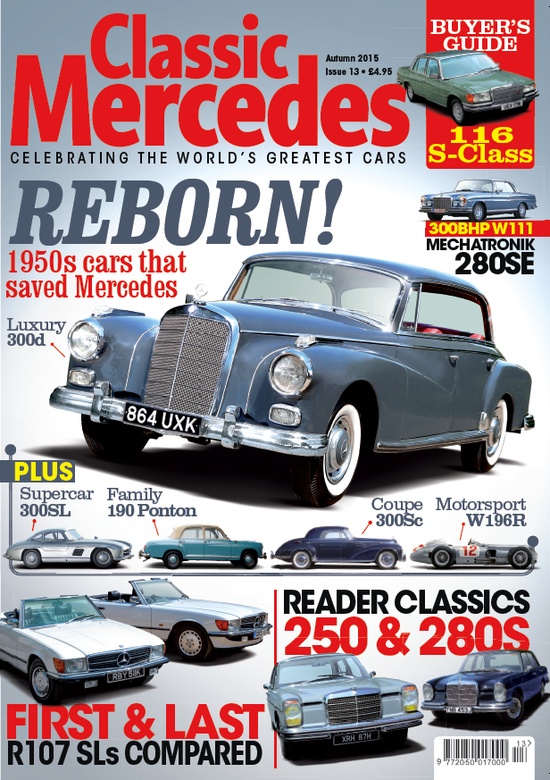 Back Issues 2015 | Classic Mercedes