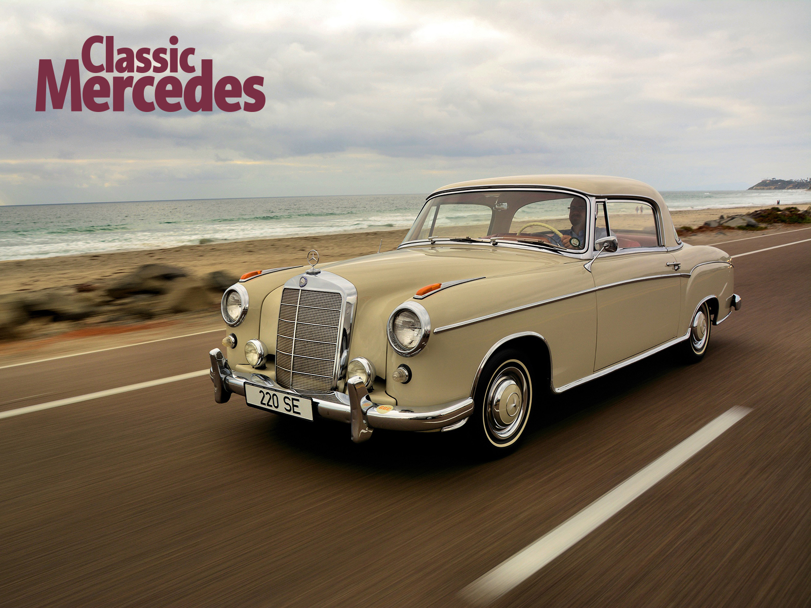 Gallery classic mercedes for Mercedes benz classic magazine